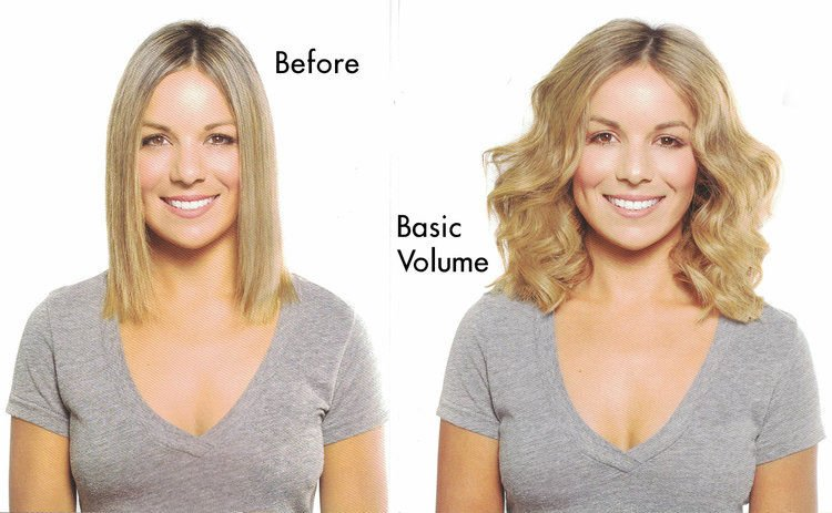 Tape In Hair Extensions - Basic Volume