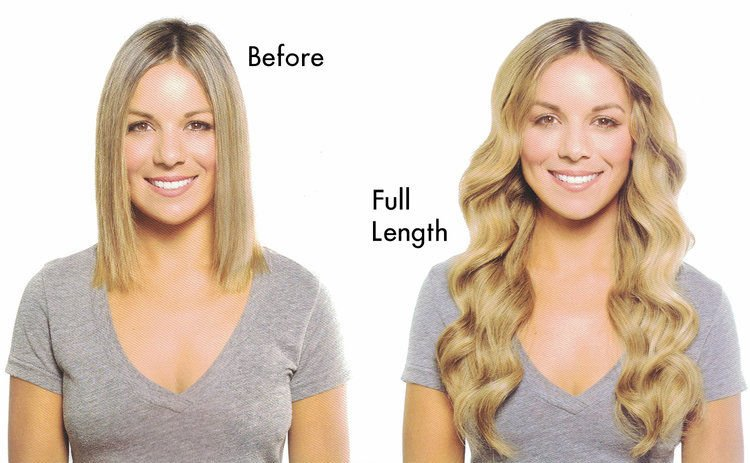 Tape In Hair Extensions - Full Length